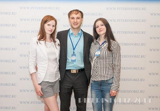 Татьяна Челпаченко, Владислав Челпаченко и Татьяна Саксон