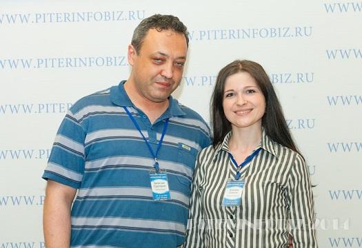 Питеринфобиз 2014: Вячеслав Григорьев и Татьяна Саксон